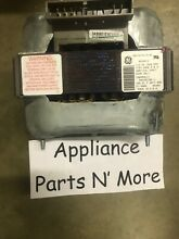 GE WASHER DRIVE MOTOR PART NUMBER  WH20X10025 5KCP61FW1510S FREE SHIPPING NEW