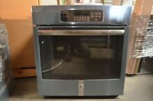 GE 27  Stainless Steel Single Electric Wall Oven JK3000SFSS