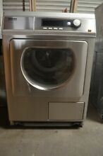 Miele Little Giant 24  Stainless Steel Electric Dryer PT7136SS