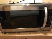 LG LMV2031ST 2 0 OTR Over the Range Stainless Steel Microwave Oven Read Des