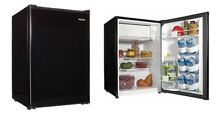 MINI REFRIGIRATOR  FREEZER  Dorm Haier 2 7 cu ft New Black  BEST DEAL ON EBAY