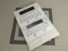 Genuine GE Built in Oven Microwave Touchpad Control Panel WB36X10093