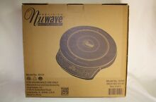 NIB  PRECISION NuWave  30101 INDUCTION COOKTOP  COMPLETE with COOKBOOK and DVD
