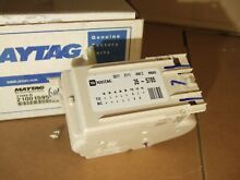 New Maytag Washer Timer     21001595