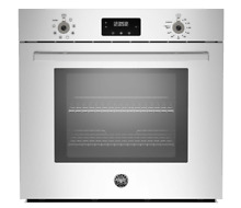 Bertazzoni 30  Stainless Steel Single Convection Wall Oven PROFS30XV