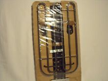 Jenn Air Heating Element and Lava Rock Plates Part No  80086 3 Blades