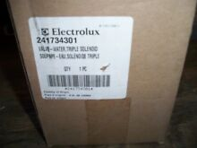 Electrolux 241734301 Frigidaire valve water