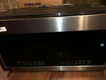 Samsung ME21M706BAG Over The Range Microwave Oven Stainless Steel LED OTR