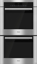 Miele ContourLine M Touch Series H6780BP2 30 Inch Double Electric Wall Oven