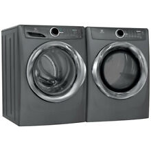 ELECTROLUX 4 3 CF Front Load Washer or ELECTROLUX 8 0 CF Electric Steam Dryer