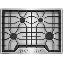 FRIGIDAIRE Gallery Series 30  Gas 4 Burner Cooktop w  Low Simmer FGGC3045QS  NEW