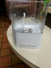 Kenmore Side by Side Refrigerator  Ice Bin Assembly  2212302