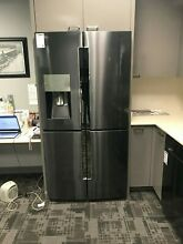 Samsung RF23J9011SG 36 Inch Counter Depth 4 Door French Door Refrigerator