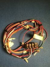 WH08X10015 GE Washer  Dryer Combo Wiring Harness  New