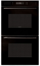 Wolf  DO30 2G B E Series 30 Inch Electric Double Wall Oven in Black