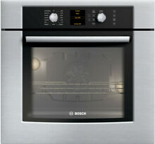Bosch HBL5450UC 30 Stainless S Electric Single Wall Oven Convection LOCAL PICKUP