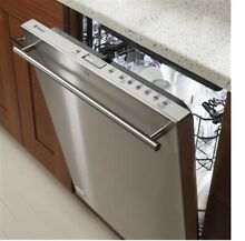 Monogram ZDT870SIFII 24 Inch Built In Fully Integrated Dishwasher
