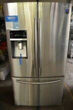 Samsung 36  Stainless Steel Twin Cooling French Door Refrigerator RF23HCEDBSR