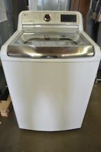 LG 27  White 5 2 cu  ft  Top Load Washer WT7500CW