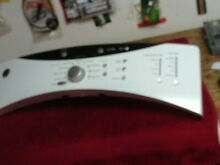 GE Dryer Control Panel Assembly WE19M1429  WE4M385