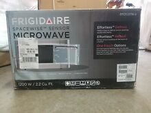 Open Box Frigidaire FFCE2278LS 1200 Watts Microwave Oven   Free Shipping