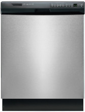 Frigidaire FDB2410HIC Full Console Dishwasher ADA Compliant Stainless Steel