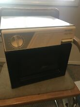 Sharp R 4055 Half Pint Microwave Oven Office Dorm RV 400W Not Original Plate