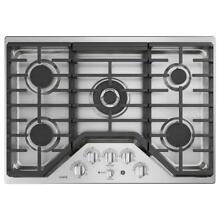 GE CGP9530SL Cafe 30 in  Built In Gas Cooktop in Stainless Steel with 5 Burners