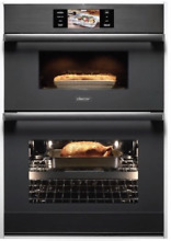 Dacor Modernist DOC30M977DM 30  Electric Wall Combi Microwave Oven Graphite SxS