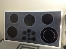 GE Cooktop Glass WB61K5011