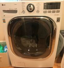 LG Ventless Washer Dryer Combo 43  Cubic Feet Drum