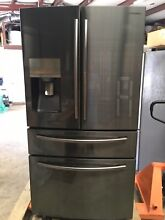 Samsung RF28JBEDBSG 27 8 cu ft 4 Door French Door Refrigerator