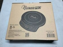 PRECISION NUWAVE PRO INDUCTION 12  COOKTOP MODEL 30301B