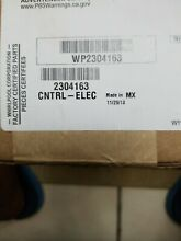 WHIRLPOOL WP2304163 REFRIGERATOR ELECTRONIC CONTROL BOARD  New