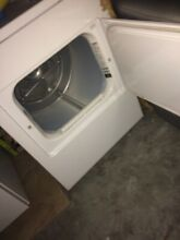 White Westinghouse Front Load Washer