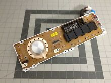 LG Washer Dryer Display Control Board Assembly 6871ER1093C