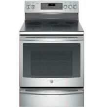GE Profile PB930Sjss 30 Inch Freestanding Electric Range