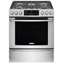 Electrolux EI30GF45QS 30  IQ Touch Series Gas Freestanding Range Stainless Steel