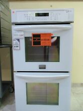Frigidaire FGET2765PW 27 Inch Electric Double Wall Oven in White