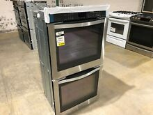 Whirlpool WOD93EC7AS Gold 27 in  Double Electric Wall Oven