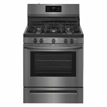 FRIGIDAIRE FFGF3054TD Oven Range Natural Gas  31 51 64  W Blk