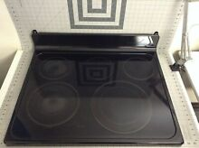 GE Range Glass Cooktop WB62T10640