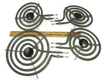 In Burner Element qty 3  6     1  8  Inch Electric Range Stove Whirlpool Kenmore