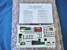 New  OEM Whirlpool Kenmore Washer Electronic Control Board W10445287 Rev J
