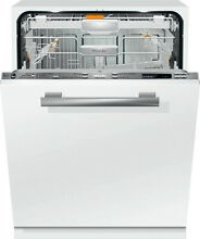 Miele G6875 SCVi AM Stainless Steel Dishwasher  Custom Panel Required