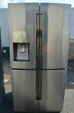 Samsung 36  Stainless Steel 4 Door French Door Refrigerator RF23J9011SR