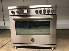 36  Bertazzoni Master Series Gas Model   MAST365GASXE