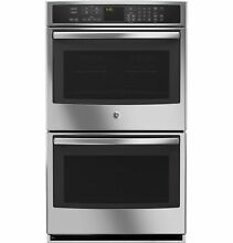 GE Profile Series 30  Built In Double Convection Wall Oven Stainless PT9550SFSS