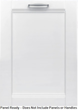 Bosch SHVM63W53N 300 Series Fully Integrated Dishwasher w 3rd Rack Panel Ready