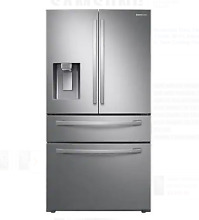 Samsung RF28R7351SR 28 cu  ft  4 Door French Door Food Showcase Refrigerator SS